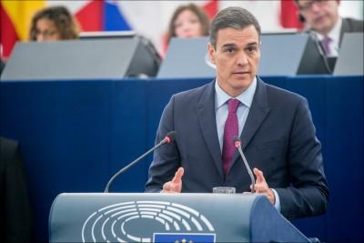 Sanchez (Ισπανία): Άνω του 10% η συρρίκνωση του ΑΕΠ το 2020 λόγω κορωνοϊού και lockdown