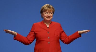 Δημοσκόπηση: Προβάδισμα αλλά με απώλειες για το κόμμα της Merkel, 29%-19% έναντι του SPD