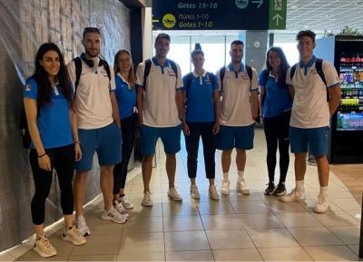 Η Εθνική ομάδα 3Χ3 αναχώρησε για το Τελ Αβίβ