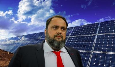 Με 6% στην Τέρνα Ενεργειακή ο Βαγγέλης Μαρινάκης