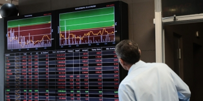 Back to back πτώση άνω του 2% στο ΧΑ με τις τράπεζες να δέχονται μεγάλες πιέσεις