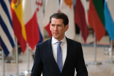Αυστρία: Σκληρή κριτική της αντιπολίτευσης στον Kurz - Δίνει υποσχέσεις που δεν θα τηρήσει