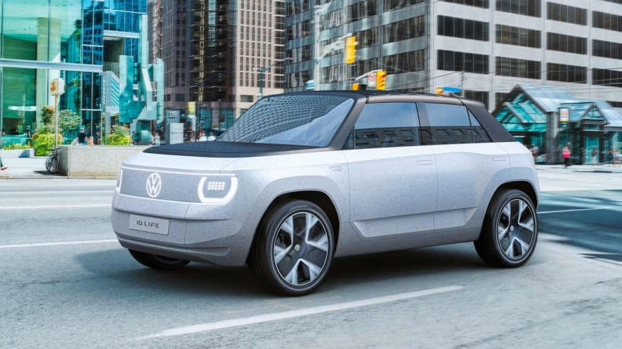 To VW ID. Life είναι το ηλεκτρικό των 20.000 ευρώ