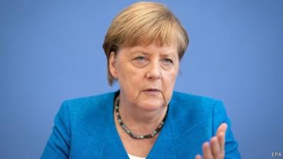 Merkel (Γερμανία): Η δυσκολότερη χρονιά μου στην καγκελαρία