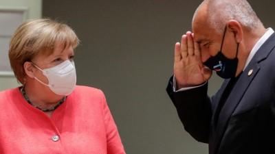 Σύνοδος Κορυφής: Merkel και Borissov μπλόκαραν τις κυρώσεις κατά της Τουρκίας