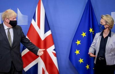 Brexit: Εγκρίθηκε από την ΕΕ η εμπορική συμφωνία