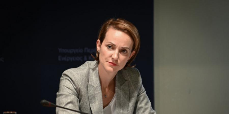 Σδούκου: Το 2021 θα αρχίσει να υλοποιείται το masterplan για τη μετάβαση στη μετα - λιγνιτική εποχή