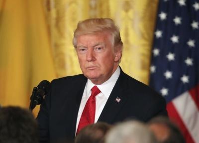 Trump: Δεν είμαι καθόλου ευχαριστημένος με τη Federal Reserve - Προκαλεί ζημιά στην αμερικανική οικονομία