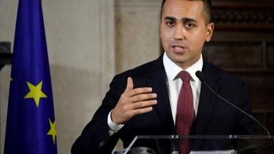 Di Maio (ΥΠΕΞ Ιταλίας): Η Λιβύη χρειάζεται μία ειρηνευτική αποστολή του ΟΗΕ