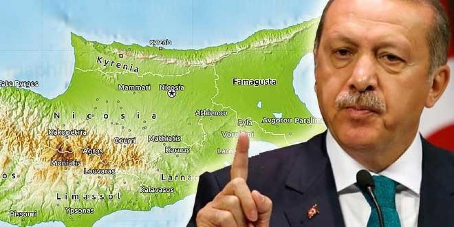 Φιέστα Erdogan στην Βόρεια Κύπρο - Διττό μήνυμα της Τουρκίας για τα κοιτάσματα φυσικού αερίου και τα σχέδια της Βρετανίας για ανακήρυξη ΑΟΖ