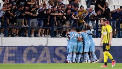 Ιωνικός - Άρης 1-0: Ιστορική νίκη για τους Νικαιώτες στην Α' Εθνική έπειτα από 15 χρόνια! (video)