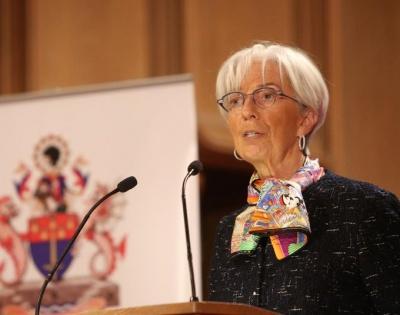 Lagarde: Να αναβαθμιστεί η ηθική του χρηματοπιστωτικού τομέα - «Επανάσταση» θα φέρει η fintech