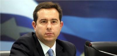 Μηταράκης προς Johansson, Leclerc: Η απώλεια ζωών θα μπορούσε να είχε αποφευχθεί από τις τουρκικές αρχές