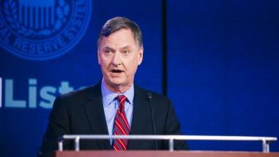 Evans (Fed): Πληθωρισμός στο 2% και μηδενικά επιτόκια έως το 2023