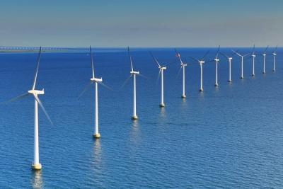 Στα 250 - 300 MW η ισχύς των Υπερακτίων Αιολικών που μπορούν να εγκατασταθούν στις ελληνικές θάλασσες