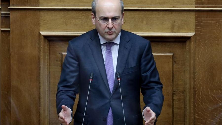 Χατζηδάκης (υπ. Εργασίας): Πορευόμαστε στο δρόμο της κοινής λογικής στα εργασιακά, ενδυναμώνουμε την οικονομία