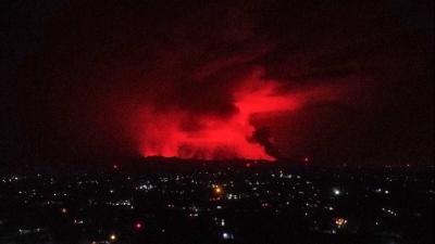 Εξερράγη το ηφαίστειο Νιραγκόνγκο στο Κονγκό – Πανικός στους κατοίκους