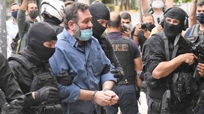 Από το Εφετείο... στη φυλακή ο Γιάννης Λαγός, καταδικασθείς για διεύθυνση εγκληματικής οργάνωσης