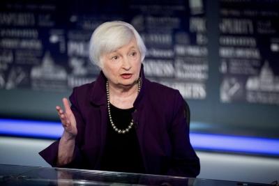 Yellen (ΥΠΟΙΚ ΗΠΑ): Ωφέλιμες για την οικονομία, ακόμη και εάν αυξηθεί ο πληθωρισμός, οι δαπάνες των 4 τρισεκ. δολαρίων