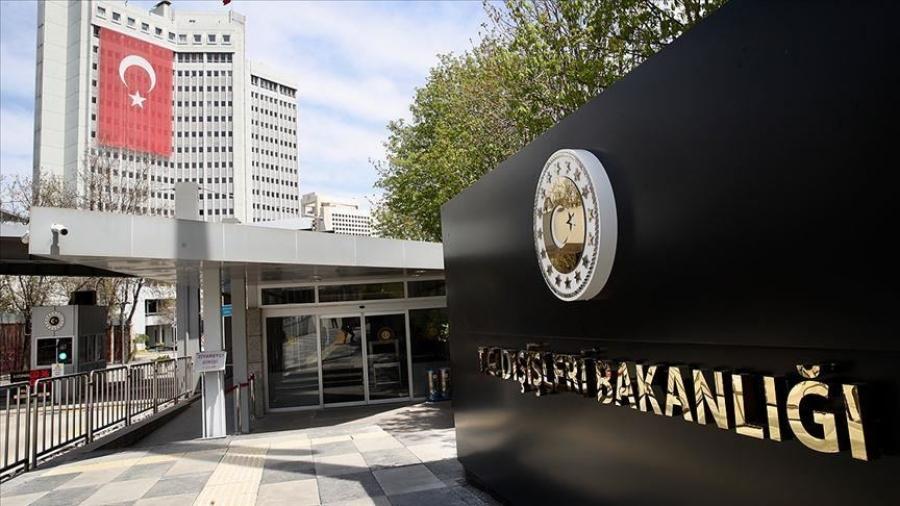 Τουρκικό ΥΠΕΞ: Δεκάδες χιλιάδες Τούρκοι δολοφονήθηκαν πριν 200 χρόνια