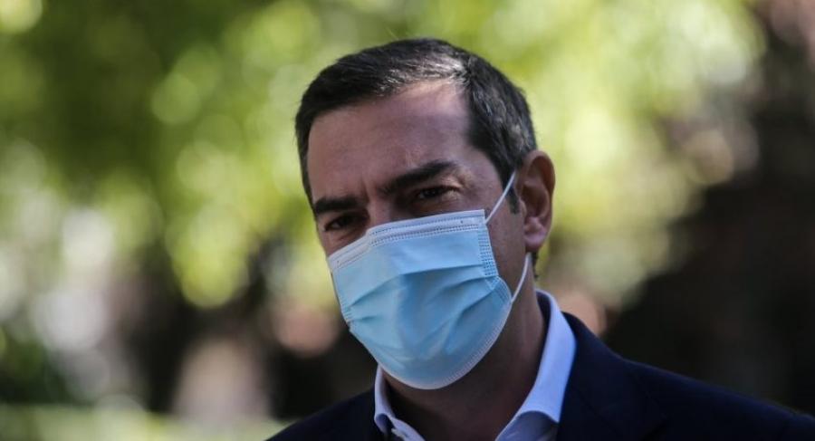 Τσίπρας: Πόλεμος της κυβέρνησης στον κόσμο της εργασίας – Πρωτοφανής επίθεση η κατάργηση του 8ωρου