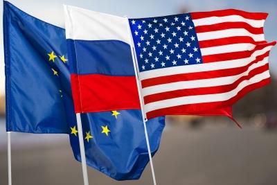 Τα σημεία τριβής Ρωσίας - Δύσης έχουν αυξηθεί τους τελευταίους μήνες