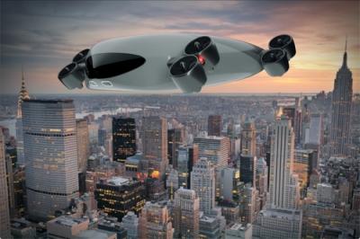Έρχεται τo drone - λεωφορείο που θα πραγματοποιεί τη διαδρομή Νέα Υόρκη – Βοστόνη σε 30 λεπτά
