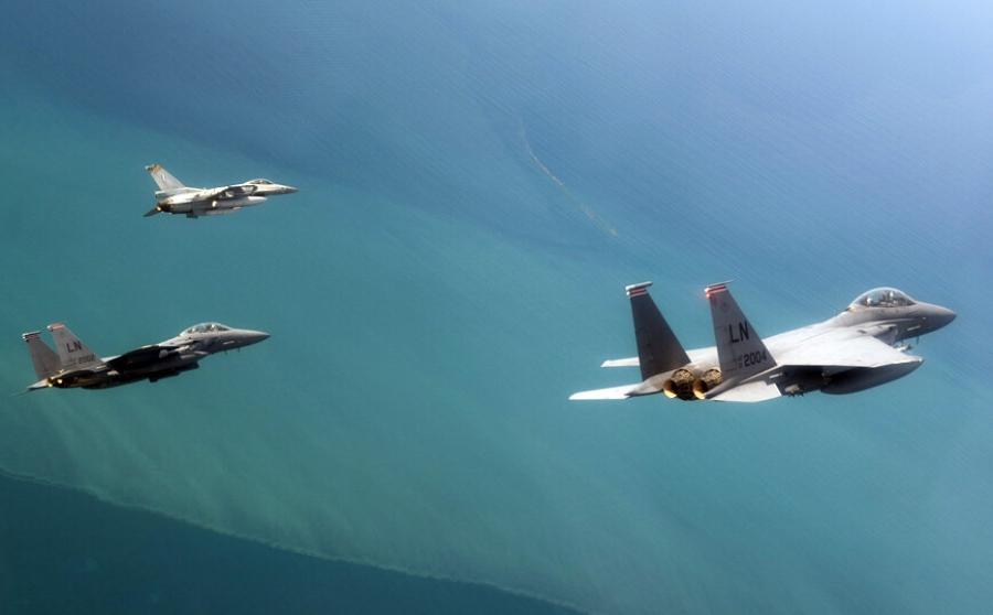 Ολοκληρώθηκε η διμερής άσκηση «Poseidon's Rage» των Ενόπλων Δυνάμεων Ελλάδας και ΗΠΑ