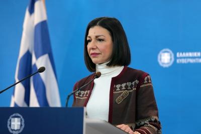 Αυστηρό μήνυμα της κυβέρνησης προς τα Σκόπια: Πιστή τήρηση της Συμφωνίας των Πρεσπών αλλιώς…