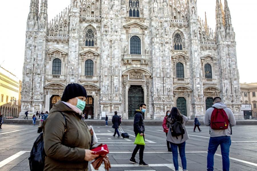 Ιταλία - Κορωνοϊός: Πάνω από 17.000 τα νέα κρούσματα και 141 οι θάνατοι - Θετικό το 13% όσων έκαναν τεστ