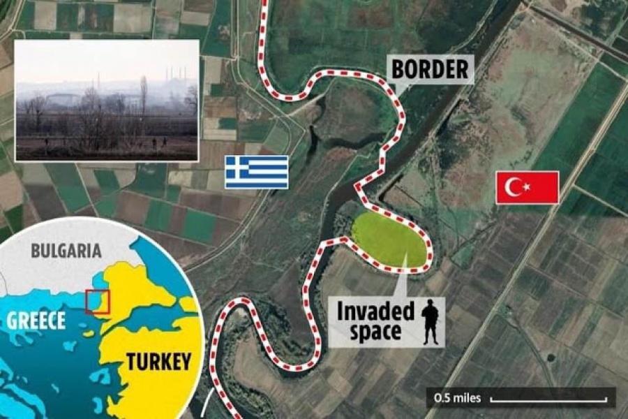 Συναγερμός στην Αθήνα για τις τουρκικές προκλήσεις στον Έβρο με την κατάληψη ελληνικού εδάφους - Δένδιας: Ψευδής ο ισχυρισμός, η Τουρκία επιδιώκει ένταση