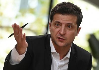 Zelensky (Ουκρανός πρόεδρος): Δεν σκοπεύουμε να αναμειχθούμε στην έρευνα κατά του Trump