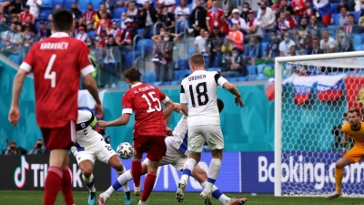 Euro 2020, Φινλανδία- Ρωσία 0-1: Ο Μίραντσουκ κρατά την παράδοση και της δίνει ελπίδες!
