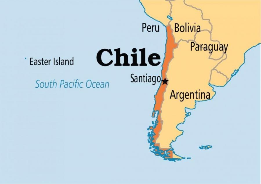 Χιλή: Η διαδικασία κατάρτισης του νέου Συντάγματος της χώρας θα ξεκινήσει στις 4/7