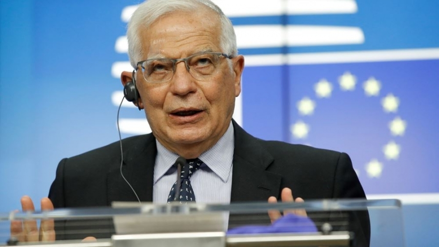 Borrell (EE): Το Κυπριακό επηρεάζει τις σχέσεις ΕΕ - Τουρκίας - Ευκαιρία να βρεθεί λύση