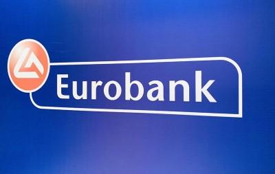 Eurobank: Στις 19/11 τα αποτελέσματα για το γ΄τρίμηνο του 2020
