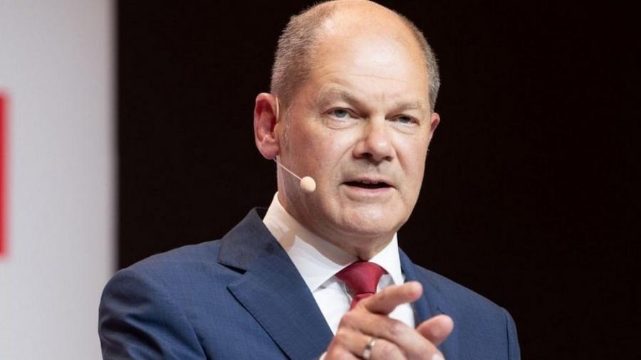 Scholz (ΥΠΟΙΚ Γερμανίας); Θα προτείνουμε την άρση του συνταγματικού «φρένου χρέους» για τρίτη χρονιά το 2022