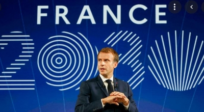 Macron: Σχέδιο «Γαλλία 2030» - Κεφάλαια 30 δισ. ευρώ για αύξηση της ανταγωνιστικότητας της βιομηχανίας
