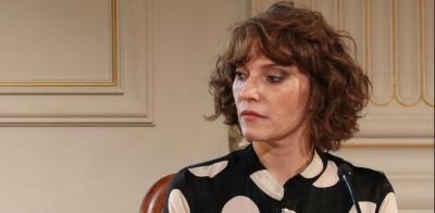 Η Έρι Κύργια είναι η αντικαταστάτρια του Δημήτρη Λιγνάδη στο Εθνικό Θέατρο