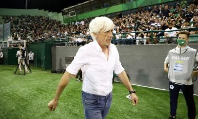 Γιοβάνοβιτς: «Χαίρομαι που ο κόσμος φεύγει χαρούμενος από το γήπεδο» (video)