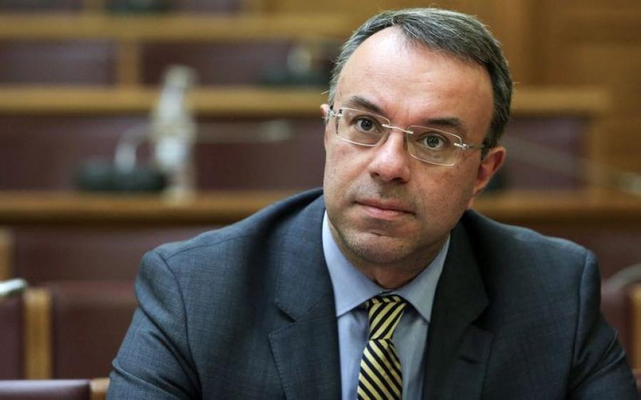 Σταϊκούρας: Μαγικές συνταγές δεν υφίστανται, αλλά στόχος της Ελλάδας είναι να καλυφθεί το επενδυτικό κενό στην οικονομία