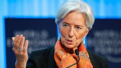 Lagarde (ΔΝΤ): Η Ελλάδα δεν έχει ολοκληρώσει τις μεταρρυθμίσεις - Ελήφθησαν μέτρα που δεν εγκρίναμε - Όχι σε νέες περικοπές