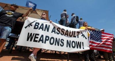 Δημόσια οπλοφορία, χωρίς άδεια, και επισήμως στο Τέξας