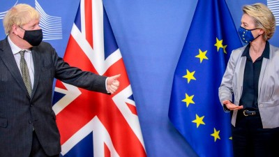 Τι αποφάσισαν οι Βρυξέλλες για τα ταξίδια σε Brexit χωρίς συμφωνία