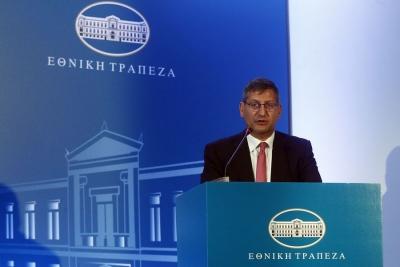 Μυλωνάς: Η Εθνική Τράπεζα δεν σχεδιάζει αύξηση κεφαλαίου