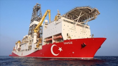 Επιμένει στις επικίνδυνες προκλήσεις στη Μεσόγειο η Τουρκία -  Το Yavuz ξεκίνησε γεωτρήσεις δυτικά της Κύπρου