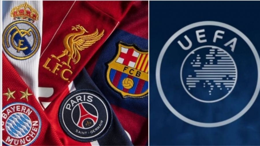 H UEFA εξετάζει χρηματοδότηση 6 δισ. ευρώ για να βάλει «μπλόκο» στη Super League