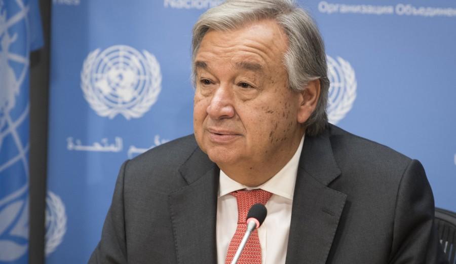 Guterres (OHE): Οι εθελοντές έχουν να διαδραματίσουν έναν σημαντικό ρόλο - Αξίζουν τις ειλικρινείς μας ευχαριστίες