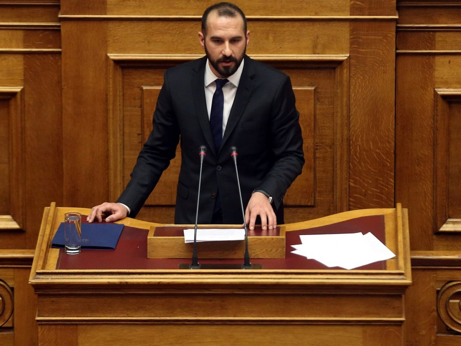 Τζανακόπουλος: Η κυβέρνηση να αφήσει τις ένοχες σιωπές και να μιλήσει καθαρά για οικονομία, εργασία και ασφαλιστικό