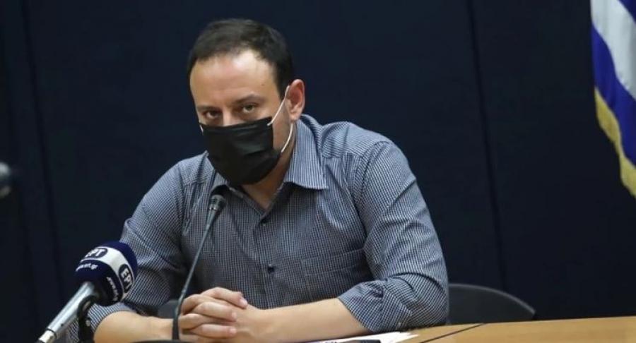 Μαγιορκίνης: Τον Δεκέμβριο του 2021 το τείχος ανοσίας στην Ελλάδα  - Μέτρα για την πανδημία μέχρι το καλοκαίρι του 2022
